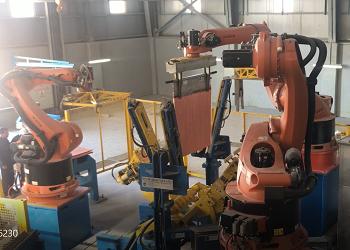 ربات کاتد استریپر (CSM) CATHODE STRIPPER (شرکت بابک مس ایرانیان)