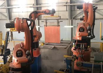 ربات کاتد استریپر 12