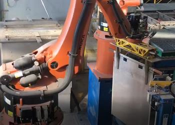ربات کاتد استریپر 14