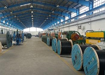 نصب و نظارت بر خرید تجهیزات کارخانه کابل سازی افق البرز افغان (هرات،افغانستان)