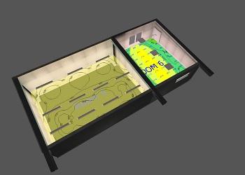 طراحی تامین و اجرا پروژه انالایزر ایکس ری 12