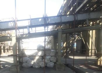 عایقکاری، پایپینگ و کلدینگ کارخانه ذوب مس خاتون آباد - تصویر 9
