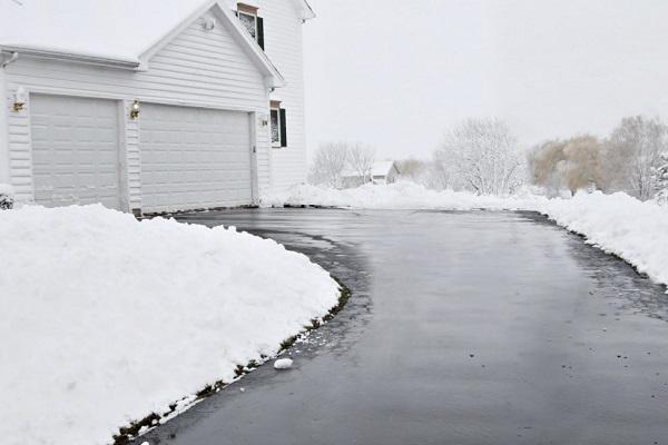 کابل حرارتی گرمایش از کف توان ثابت - ذوب برف و یخ با کابل حرارتی
