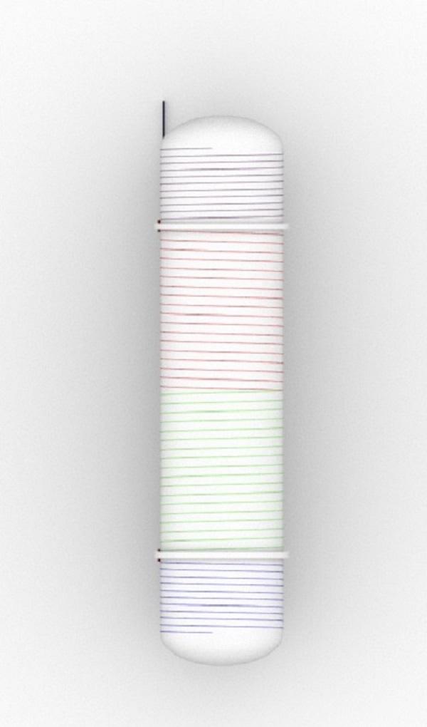 کابل هیت تریس توان ثابت جهت استفاده در دور مخازن و کابل حرارتی گرمایش از کف