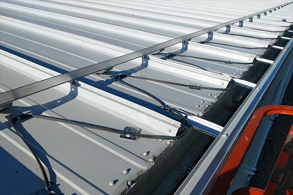 کابل گرمایشی هیت تریسینگ توان ثابت - کابل حرارتی سقف سوله و پشت بام