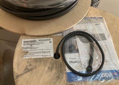 کابل توان ثابت برقی - تونل های انجماد ساوانا 3