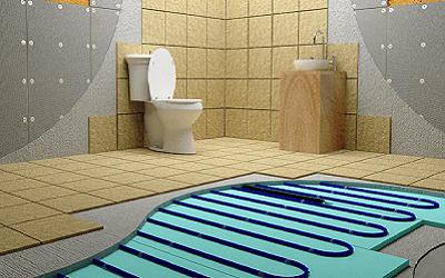 کابل گرمایش از کف راه حلی عالی و به صرفه برای گرمایش منزل مسکونی خود